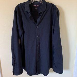 Michael Kors Slim Fit XL Casual Shirt